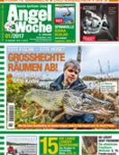 Angelmagazin Angelwoche Januar 2017 Zander-Angeln am Ruskensee in Schweden