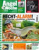 Titelbild Angelwoche - Heft 11/2016