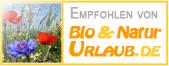 Bio- und Natur-Urlaub - Logo