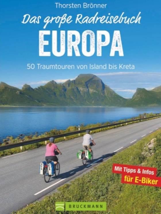Europa Radreisebuch 2017 - Coverbild- Radtouren Am Ruskensee In Smaland (Schweden)