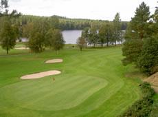 Schweden - Smaland: Golfplatz Hook