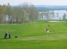 Schweden - Smaland: Golfplatz Värnamo