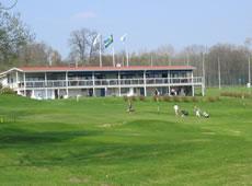 Schweden - Smaland: Golfplatz Värnamo - Vereinsheim