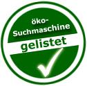 Öko gelistet - Logo