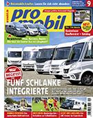 Promobil Reisemagazin - Ausgabe 09/2013
