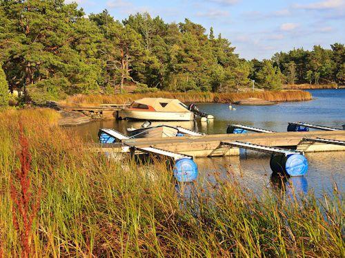 """Schweden - Smaland: Ferienhaus am Meer - Haus """"Oskarshamn"""" - Meer und Wasser"""