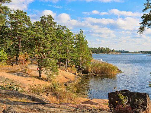 """Schweden - Smaland: Ferienhaus am Meer - Haus """"Oskarshamn"""" - Meer und Küste"""