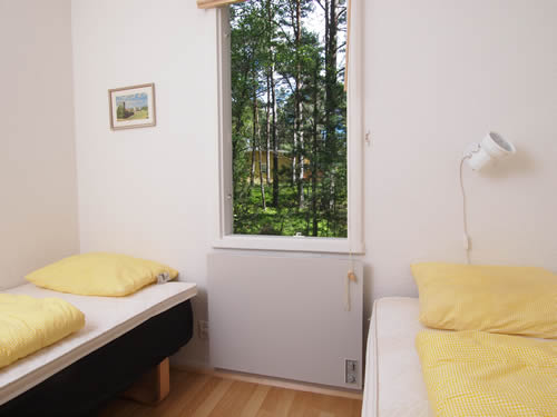 "Schweden - Smaland: Ferienhaus am Meer - Haus ""Oskarshamn"" - Schlafzimmer"