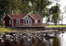 Smaland Ferienhaus Am See Mit Sauna Haus Bullerbü