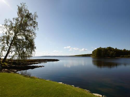 "Schweden - Smaland: Ferienhaus - Haus ""Bullerbü"" - Traumhafter Seeblick"