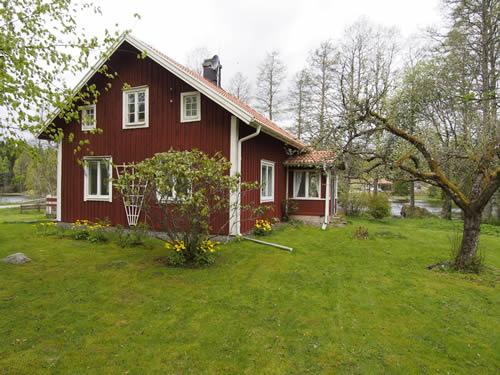 Schweden Ferienhaus Am See Katthult (Smaland)