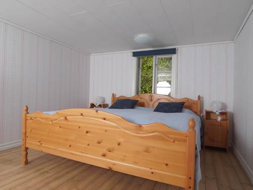 """Schweden - Smaland: Ferienhaus Am See - Haus """"Katthult"""" - Schlafzimmer"""
