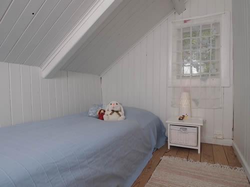 """Schweden - Smaland: Ferienhaus Am See - Haus """"Katthult"""" - Kinder-Schlafzimmer"""