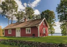 Schweden Ferienhaus In Alleinlage Am See: Haus Tegelviken