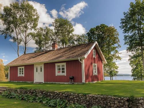"""Schweden Ferienhaus In Alleinlage Am See: Haus """"Tegelviken"""""""