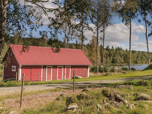 "Schweden - Smaland: Ferienhaus am See - Haus ""Tegelviken"" - großes Naturgrundstück"