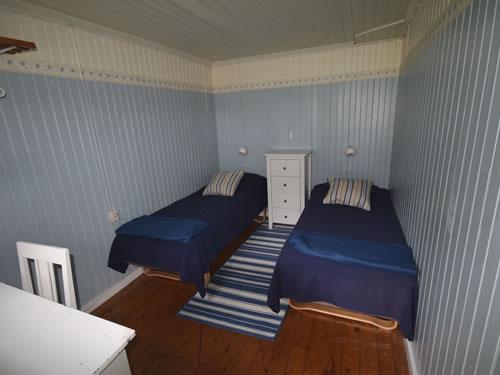 """Schweden Ferienhaus am See: Haus """"Tegelviken"""": Schlafkammer (für Kinder)"""