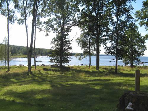"""Schweden Ferienhaus am See: Haus """"Tegelviken"""": Naturgrundstück mit Seeblick"""