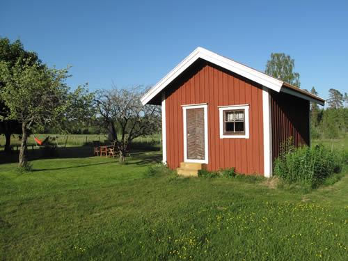 """Schweden Ferienhaus See in Smaland - Haus """"Torp Staveryd"""" - Gästehaus"""
