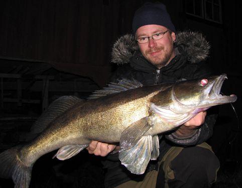 Zander, Barsche und Hechte sind im Vrigstadsan die Zielfische der Angler.