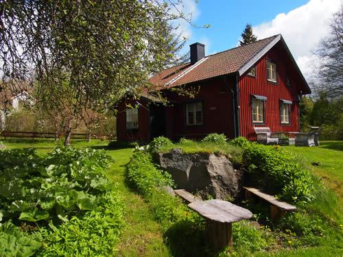 """Schweden - Smaland: Ferienhaus am See - ehemaliges Mühlhaus """"Troll"""""""