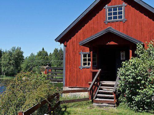 """Schweden - Smaland: Ferienhaus am See - Haus """"Troll"""" - alte Mühle in Gisabo"""