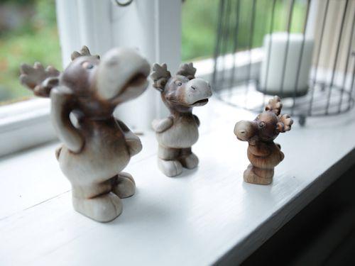 """Schweden - Smaland: Ferienhaus am See - Haus """"Troll"""" - Wohnzimmer Details"""