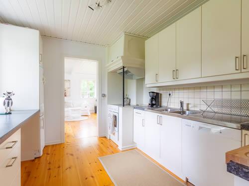 """Schweden - Smaland: Ferienhaus - Haus """"Hylte"""" - Küche"""