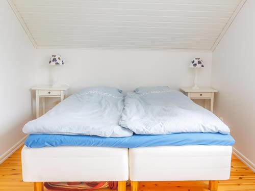 """Schweden - Smaland: Ferienhaus - Haus """"Hylte"""" - Schlafzimmer"""