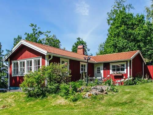 """Schweden - Smaland: Ferienhaus Am See - Haus """"Karlsson"""""""