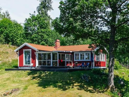 """Schweden - Smaland: Ferienhaus am See - Haus """"Karlsson"""" in urwüchsiger Natur"""