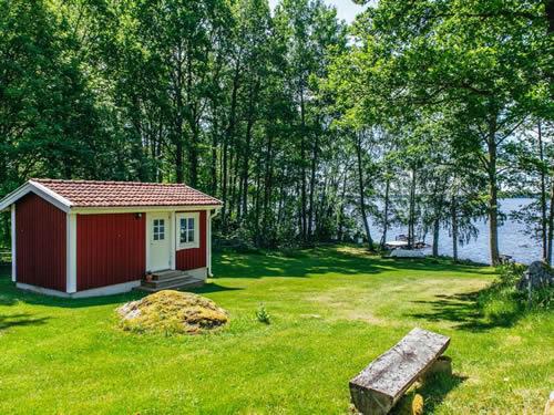 """Schweden - Smaland: Ferienhaus am See - Haus """"Karlsson"""" - Nebengebäude"""