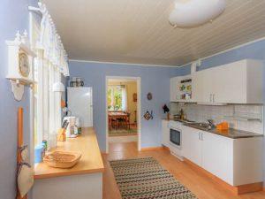 """Schweden - Smaland: Ferienhaus am See - Haus """"Karlström"""" - Küche"""