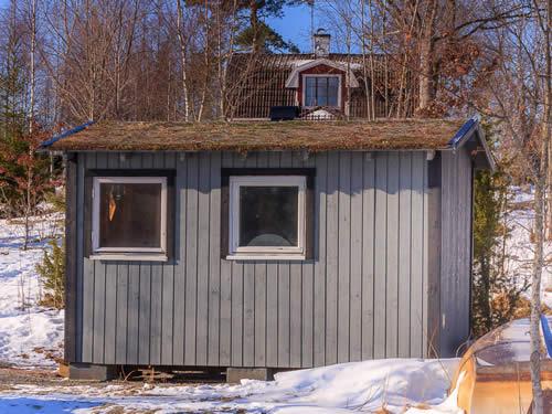 """Schweden - Smaland: Ferienhaus am See - Haus """"Karlström"""" - Nebengebäude"""