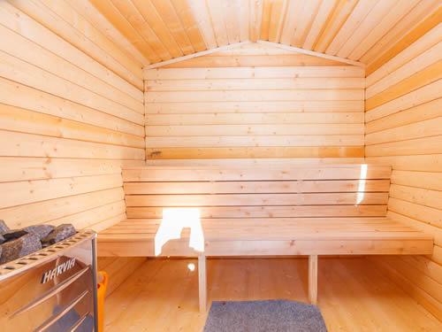 """Schweden - Smaland: Ferienhaus am See - Haus """"Karlström"""" - Sauna"""