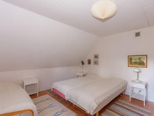 """Schweden - Smaland: Ferienhaus am See - Haus """"Karlström"""" - zweites Schlafzimmer"""