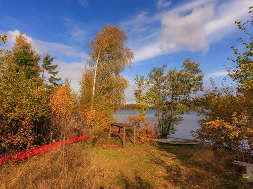 """Schweden - Smaland: Ferienhaus am See - Haus """"Karlström"""" - Naturgrundstück"""