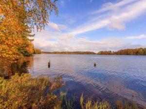 """Schweden - Smaland: Ferienhaus am See - Haus """"Karlström"""" - Seeblick"""
