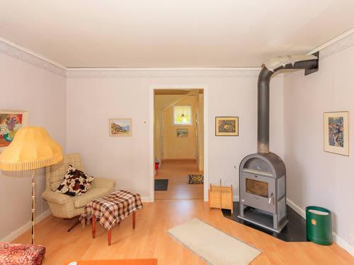 """Schweden - Smaland: Ferienhaus Am See - Haus """"Karlström"""" - Wohnzimmer"""