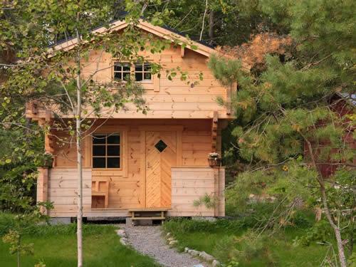 Schweden Ferienhaus Knäppen - Holzhaus