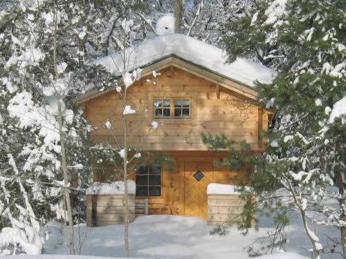 "Schweden - Smaland: Ferienhaus - Haus ""Knäppen"" - Winter"