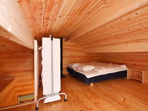 """Schweden - Smaland: Ferienhaus - Haus """"Knäppen"""" - Schlafzimmer"""