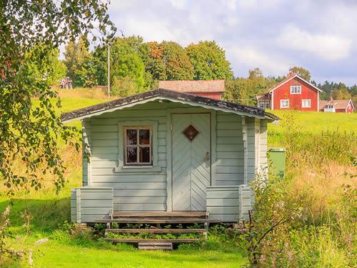 """Schweden - Smaland: Ferienhaus am See - Haus """"Kurt"""" - Naturgrundstück"""