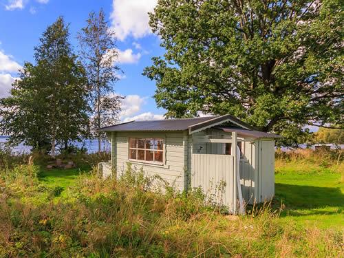 Schweden Ferienstuga am See: Haus Kurt