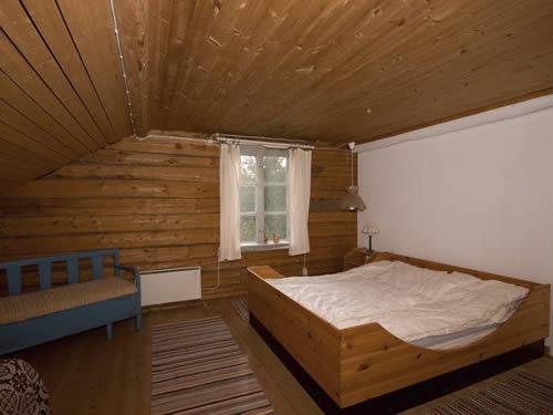 """Schweden - Smaland: Ferienhaus - Haus """"Langö"""" - Schlafzimmer"""