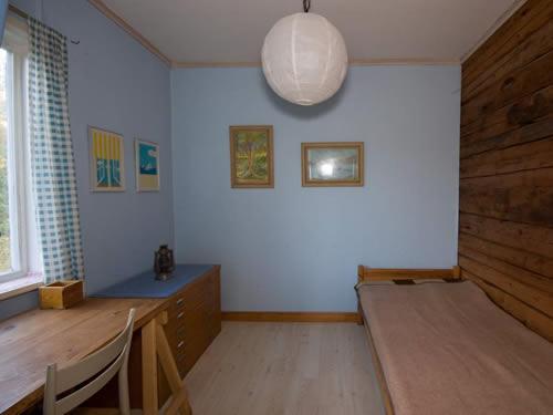 """Schweden - Smaland: Ferienhaus - Haus """"Langö"""" - Schlafzimmer klein"""