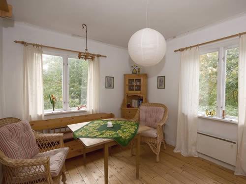"""Schweden - Smaland: Ferienhaus - Haus """"Langö"""" - Wohnzimmer"""