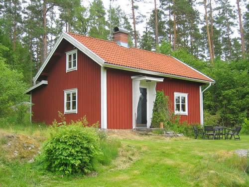 Schweden Ferienhaus Lönneberga