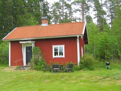 """Schweden - Smaland: Ferienhaus - Haus """"Lönneberga"""""""