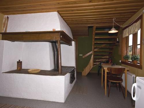 """Schweden - Smaland: Ferienhaus - Haus """"Lönneberga"""" - Sitzecke"""